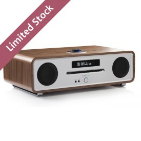 Ruark R4 CD Music System in Walnut MK3