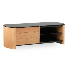 "Alphason FW1100CB Light Oak TV Cabinet for 40""-50"" Screens"