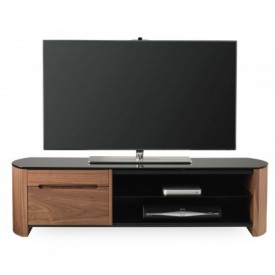 Alphason FW1350CB Walnut TV Cabinet for screens upto 60""