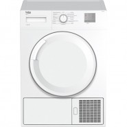 Beko DTGC8001W 8Kg Tumble Dryer