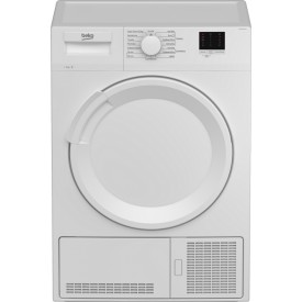 Beko DTLCE80041W 8Kg Tumble Dryer