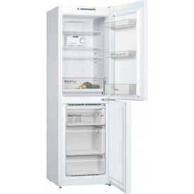 Bosch KGN34NWEAG Upright Fridge Freezer 60cm Wide