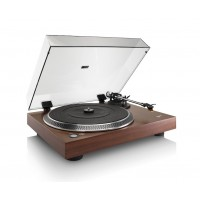 Lenco L-90 Wooden Turntable in Walnut