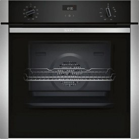 Neff B3ACE4HN0B N50 Slide & Hide Single Oven