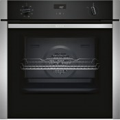 Neff B4ACF1AN0B Slide & Hide Single Oven