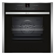 Neff B57CR23N0B N70 Slide & Hide Pyrolytic Single Oven