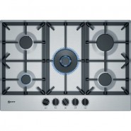Neff T27DS59N0 75cm Wide Gas Hob