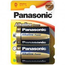 Panasonic D Batteries LR20