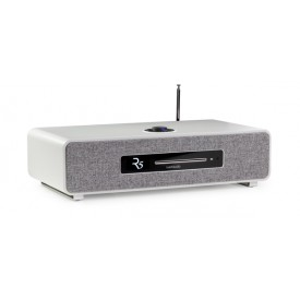 Ruark R5 CD Music System in Soft Grey