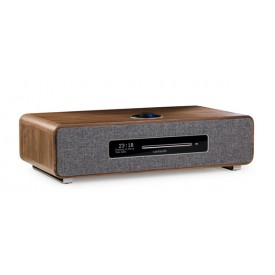 Ruark R5 CD Music System in Rich Walnut