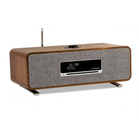 Ruark R3 CD Music System in Walnut