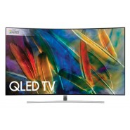 "Samsung QE75Q8C 75"" Curved QLED Television"