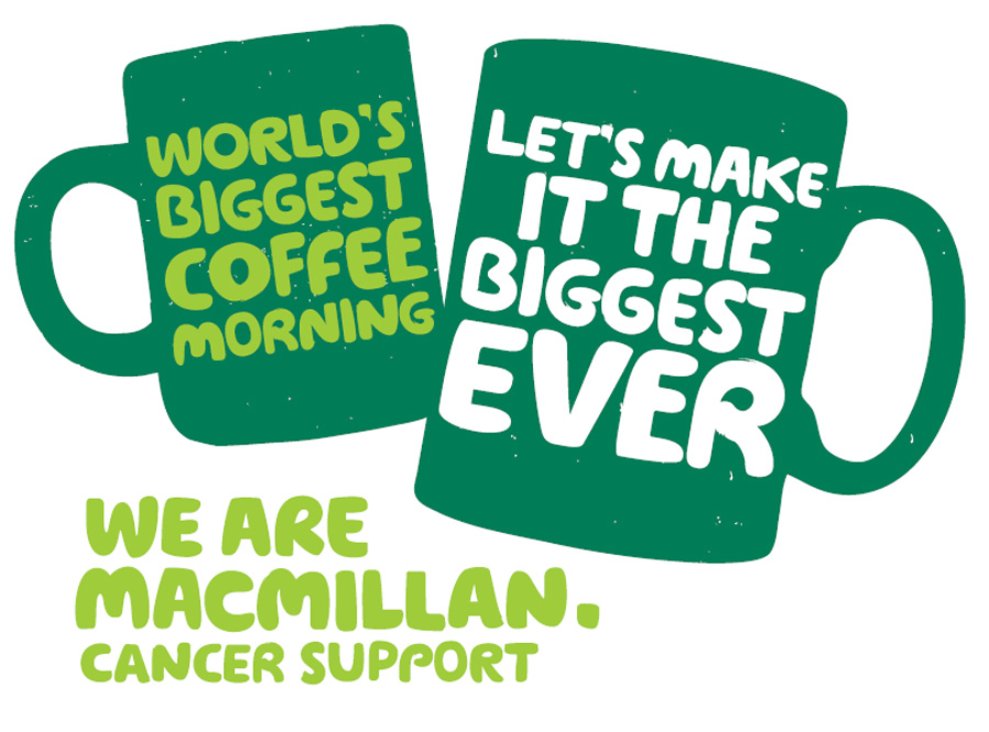 Macmillan's Worlds Biggest Coffee Morning